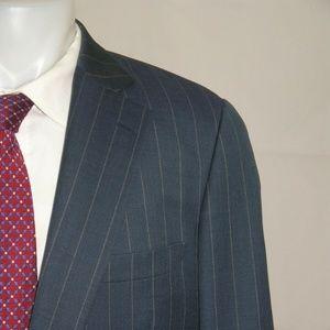 Paul Stuart Super 100 Recent Two Button Suit 43XL